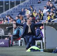 Fenerbahçe - Kasımpaşa maçından kareler