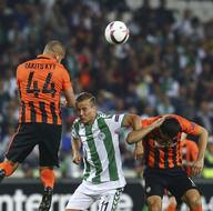 Konyaspor-Shakhtar Donetks maçından kareler
