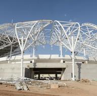 Malatya Arena'da çalışmalar devam ediyor!
