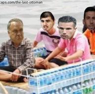 Manchester United - Fenerbahçe capsleri