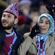 Trabzonspor - Aytemiz Alanyaspor maçından kareler