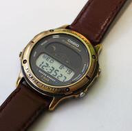Akıllı saatlerin atası: Casio