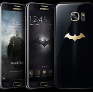 Batman temalı 'Samsung Galaxy S7 Edge'