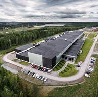 Facebook'un İsveç'teki veri merkezi