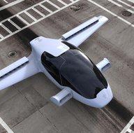 Helikopter gibi kalkış yapabilen elektrikli uçak