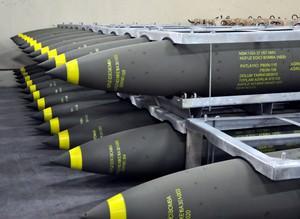 Kırıkkalede Sığınak delici milli bombalar üretiliyor