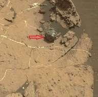 NASA'nın aracı Dünya'ya o fotoğrafları gönderdi