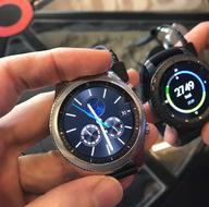 Samsung Gear S3 Türkiye'de