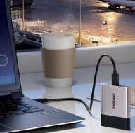 Samsung SSD T3 Türkiye'de satışta