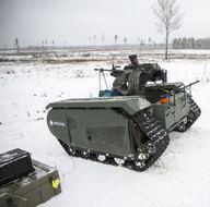 Savaşların seyrini değiştirecek mini tank