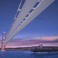 1915 Çanakkale Köprüsü'nün temeli atılıyor