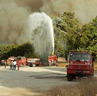 Antalya Kumluca'da korkutan orman yangını!