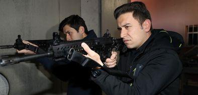Bakan Işık'a 'milli silahlı' koruma