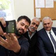 Başbakan Yıldırım'dan sürpriz ziyaret!