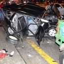 Çubuk'ta zincirleme kaza