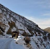 Çukurca'da PKK'nın kış üslenmesine darbe