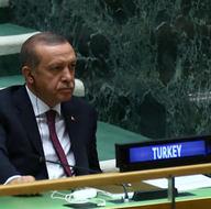Cumhurbaşkanı Erdoğan BM Genel Kurulu'na katıldı