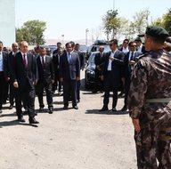 Cumhurbaşkanı Erdoğan, Özel Harekat Daire Başkanlığı'nı ziyaret etti