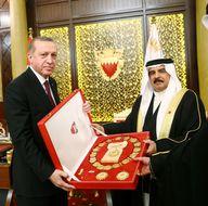 Cumhurbaşkanı Erdoğan'a büyük onur