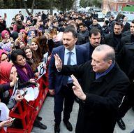 Cumhurbaşkanı Erdoğan'a doğum gününde yoğun ilgi