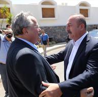 Dışişleri Bakanı Çavuşoğlu Yunanistan'da