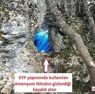 Diyarbakır'da 10 ton amonyum nitrat ve çok sayıda mühimmat ele geçirildi!