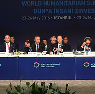 Dünya İnsani Zirvesi İstanbul'da başladı