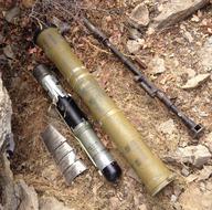 Hakkari'de PKK'ya ait mühimmat bulundu