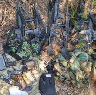 Ormanda bulunan silahlar darbecilerin mi?