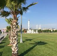 Maltepe Spor ve Kültür Parkı'nın camisi hazır