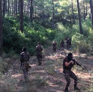 Marmaris'te otel saldırısına katılan askerler özel seçilmiş
