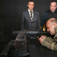 Milli tüfek MPT-76 TSK'da