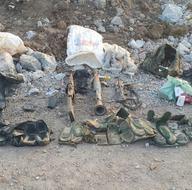 Nusaybin'de çok sayıda silah ve mühimmat bulundu