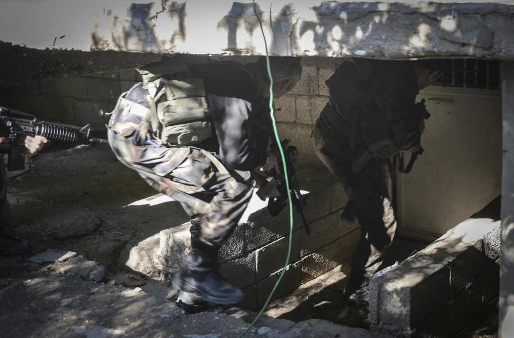 Nusaybin'de terör operasyonu