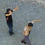Nusaybin'de teslim olan 25 teröristin görüntüleri paylaşıldı