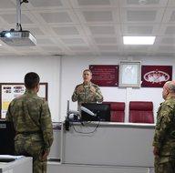 Orgeneral Akar'dan Gaziantep, Kilis ve Adana'daki birliklere ziyaret