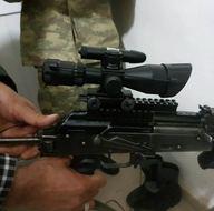 PKK'ya götürülmek istenilen mühimmat ele geçirildi