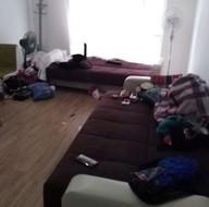 Reina saldırganının yakalandığı evin içeriden fotoğrafları