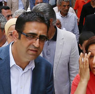 Sur'da HDP'li vekillere büyük şok