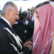 Suudi Arabistan Veliaht Prensi Muhammed bin Nayif Türkiye'de