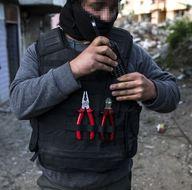 """Terörle mücadeleye """"bomba imha uzmanı"""" desteği"""