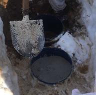 Tunceli'de 5 sığınakta 450 kg amonyum nitrat ele geçirildi