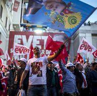 Türkiye'de 'evet' coşkusu