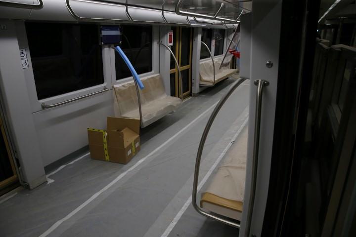Üsküdar-Sancaktepe Metro Hattı´nda test sürüşleri başladı
