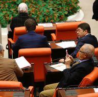 Vekillerden 'Yeni Anayasa' hatırası
