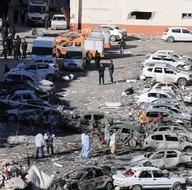 Viranşehir'deki hain saldırıda 1 ton bomba kullanılmış