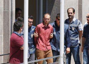 Yakalanan seri katil Atalay Filizin ilk fotoğrafları