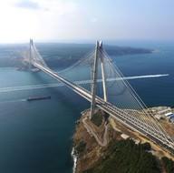 Yapımı 39 ay süren Yavuz Sultan Selim Köprüsü'nden 39 fotoğraf