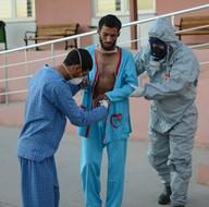 Yaralanan 9 Suriyeli Gaziantep'e getirildi