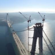 Yavuz Sultan Selim Köprüsü'nden son durum